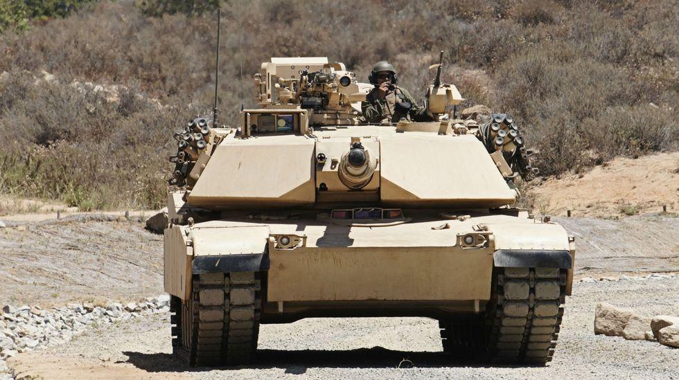 6 Fakta M1 Abrams, Tank Andalan Militer AS sejak Tahun 1980