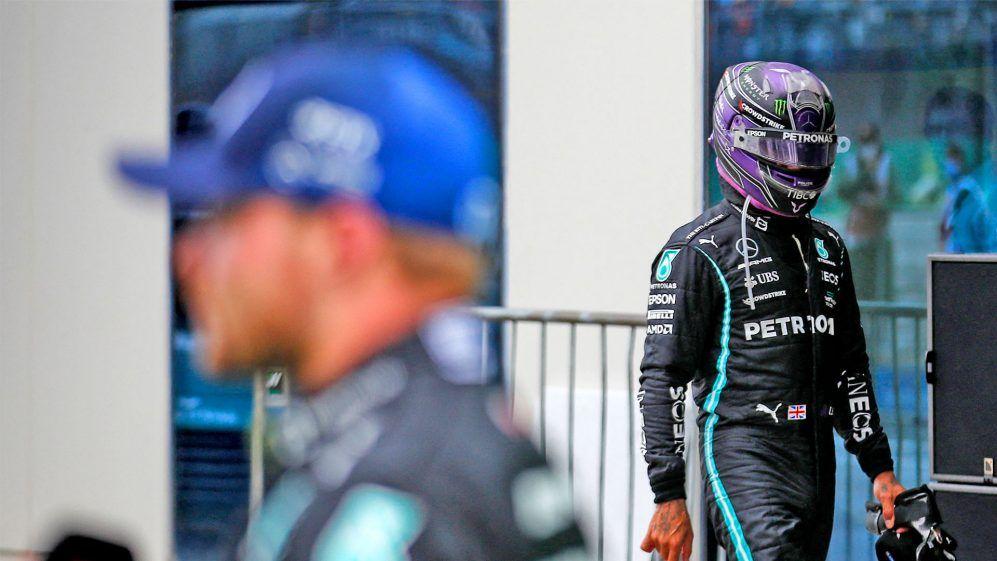 Jika Tak Ganti Ban, Posisi Finis Hamilton Bakal Melorot di GP Turki