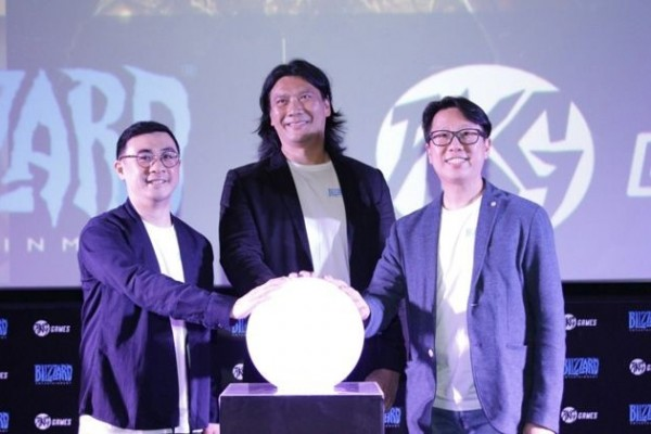 Salim Group Bawa Blizzard Entertainment untuk Ekosistem Gim Indonesia