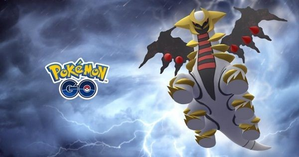Siap-Siap! Shiny Giratina Altered Forme Hadir di Pokemon GO!