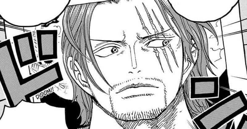 [One Piece] 5 Petunjuk Kalau Shanks Sebenarnya Sangat Berbahaya