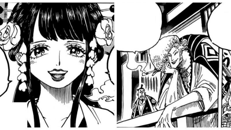 [One Piece] Ditinggal di Ibu Kota, Akankah Kyoshiro Membantu Hiyori?