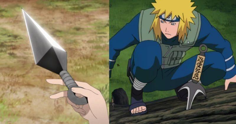 Inilah 7 Senjata Ninja di Naruto yang Paling Populer!