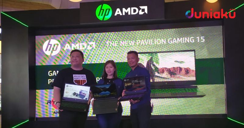 HP Pavilion Gaming 15, Laptop Gaming Murah Bukan Kaleng-kaleng!