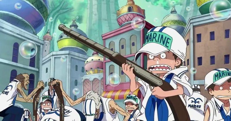 6 Buah Iblis di One Piece yang Mampu Mendistorsi Ruang dan Waktu!