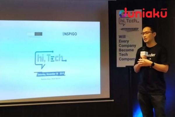 Hi, Tech Conference Siap Hadir bagi Revolusi Industri 4.0 di Indonesia