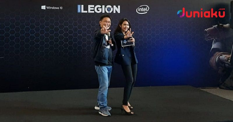 Lenovo Mengumumkan Final Rise of Legion dan Legion of Champions IV!