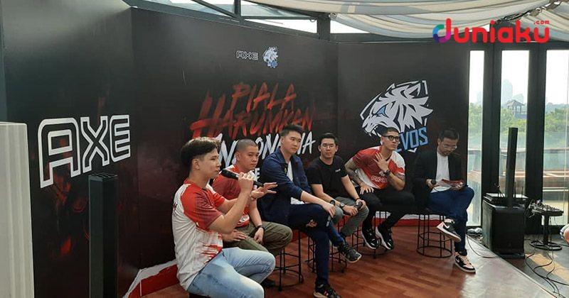 EVOS dan AXE Umumkan 4 Pemenang Kompetisi Piala Harumkan Indonesia!