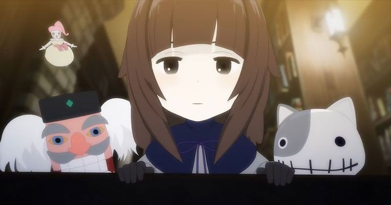 Production IG akan Garap Adaptasi Anime Deemo!