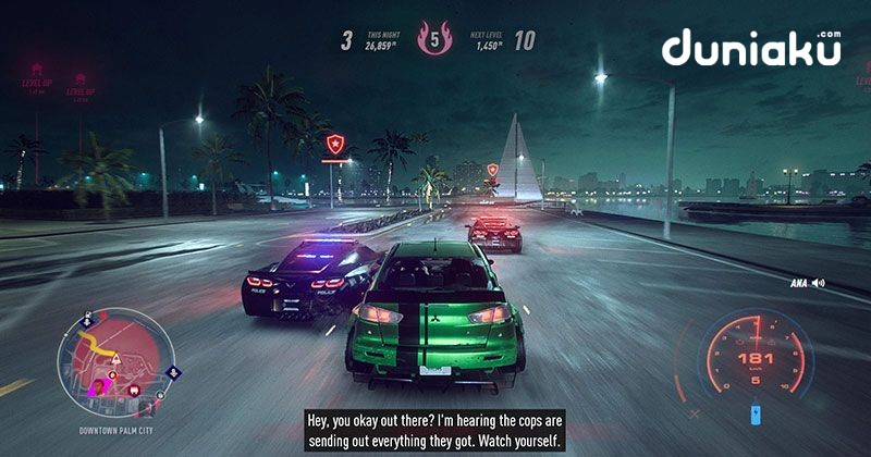 Review Need for Speed Heat: Seharusnya Diberi Nama Underground 3!