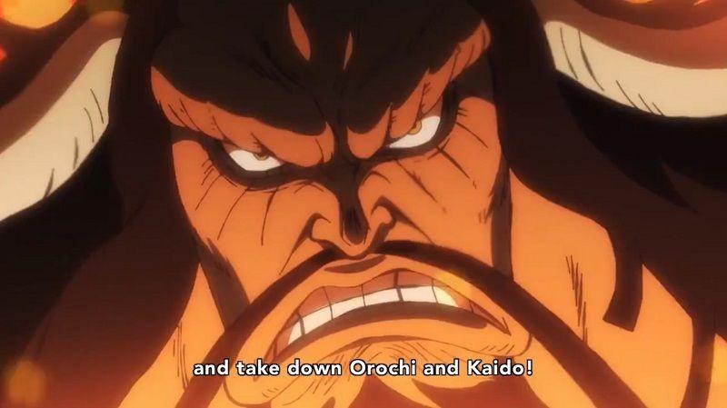 [One Piece] Doflamingo Saja Ngeri, Ini 5 Alasan Kaido Sangat Ditakuti