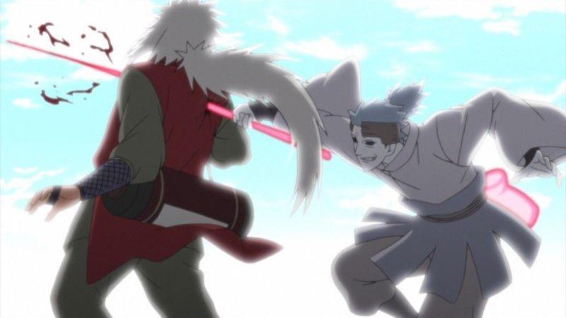 Pembahasan Boruto Episode 133: Pertarungan Lawan Urashiki Dimulai Lagi