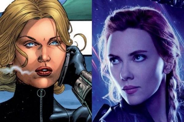Bukan Hanya Natasha Romanoff? Ini 4 Black Widow Lain di Komik!