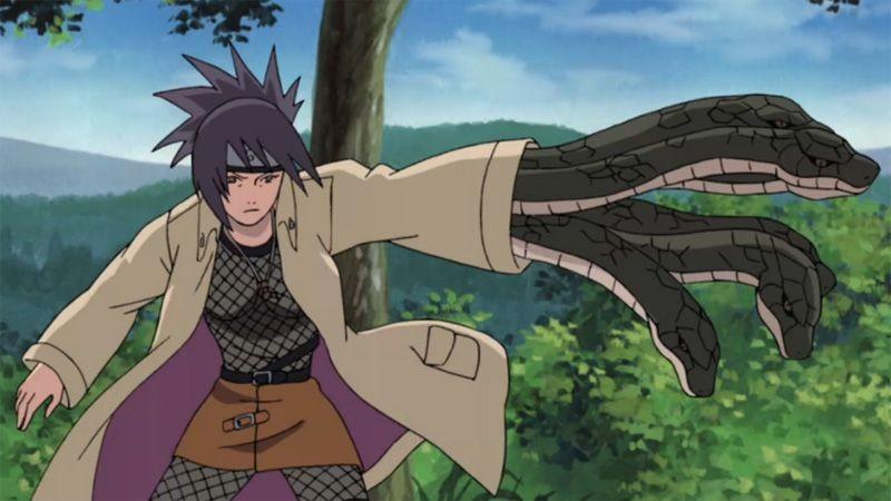 Sekutu Gua Ryuchi? 6 Pengguna Ular Terkuat di Naruto hingga Boruto