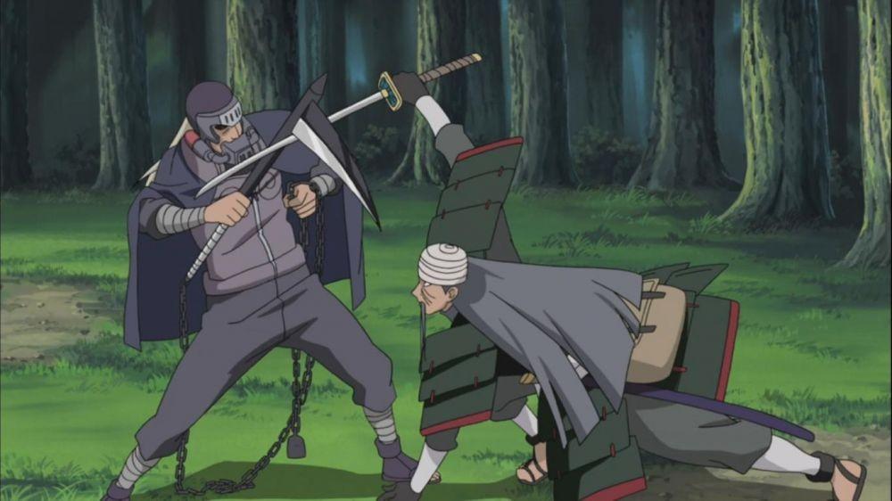 [Naruto] 5 Kekuatan Mifune Sang Pemimpin Samurai dari Negeri Besi