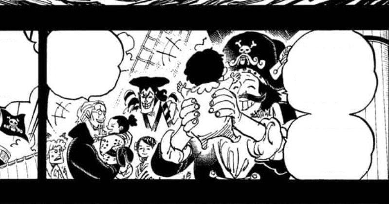 One Piece 966 Beri Petunjuk Roger Merawat Shanks atau Buggy dari Bayi?
