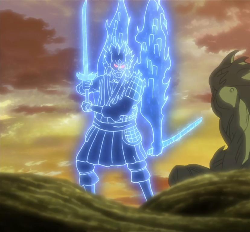 Ini Peringkat 7 Susanoo Terkuat di Serial Naruto!