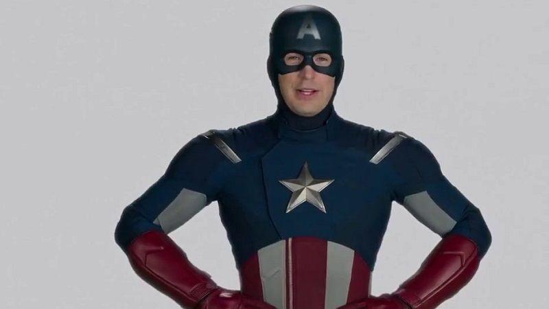 Chris Evans BilangMungkin Tidak Lagi Kembali jadi Captain America