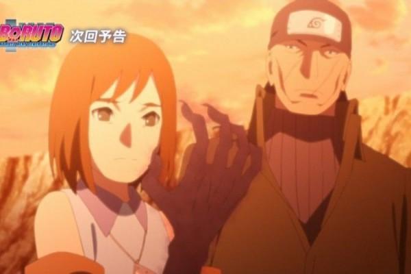 Preview Boruto Episode 139 Sorot Timnya Ibiki Morino!