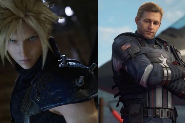 Square Enix Undur Tanggal Rilis Final Fantasy VII Remake dan Avengers!