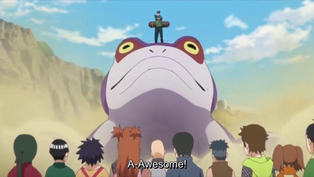 Seperti Idolanya! 4 Kekuatan Konohamaru yang Terinspirasi dari Naruto!