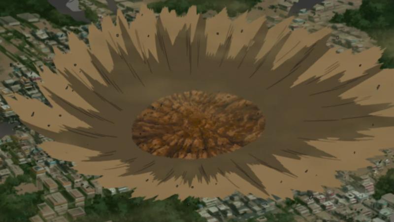 Daftar 20 Jutsu Naruto yang Paling Kuat dan Berbahaya!