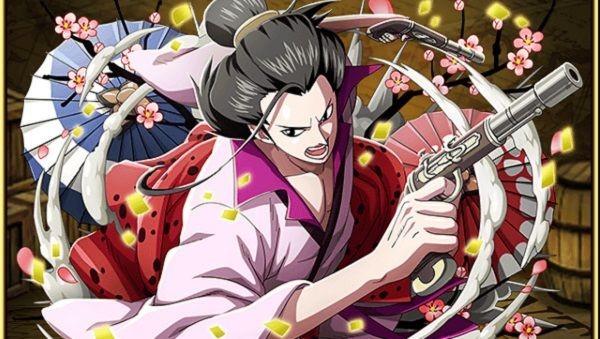 one piece izo gun 576f9b759d562cce4312202eb7d9dd46 6 Fakta Izo, Pengikut Oden yang Jadi Anak Buah Shirohige