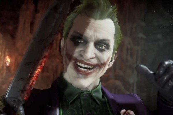 Joker MK11 Tiba, Hadirkan Kebrutalan ala Clown Prince of Crime!