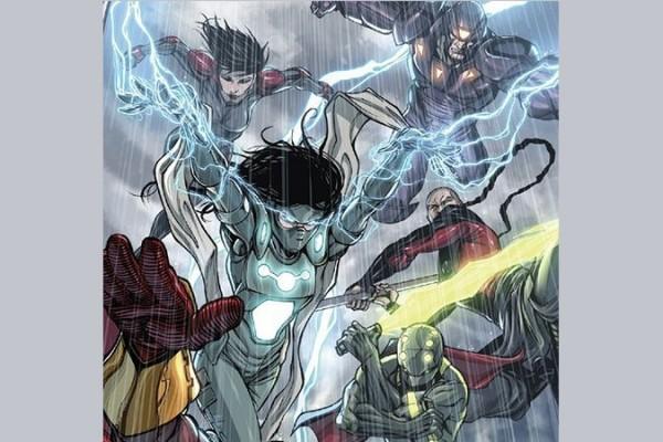 Yuk Kenalan dengan The Ascendants, Kelompok Hero Marvel dari Tiongkok