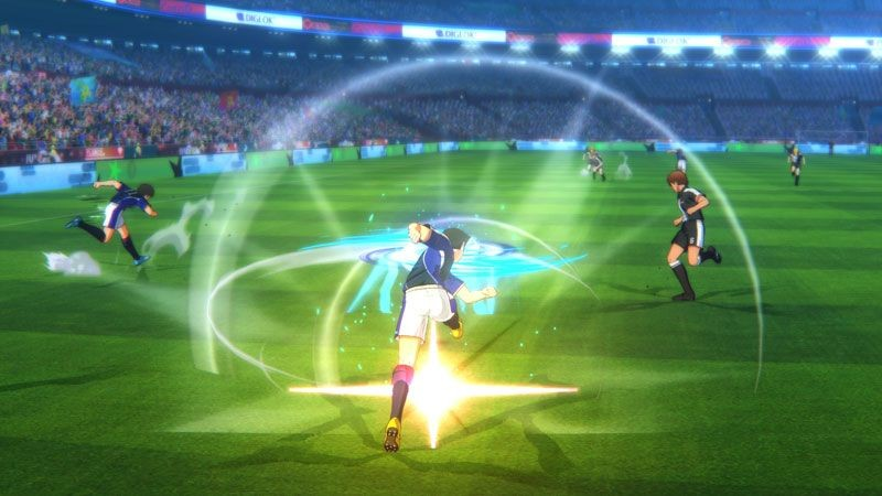 Bedah Gameplay Captain Tsubasa: Rise of New Champion