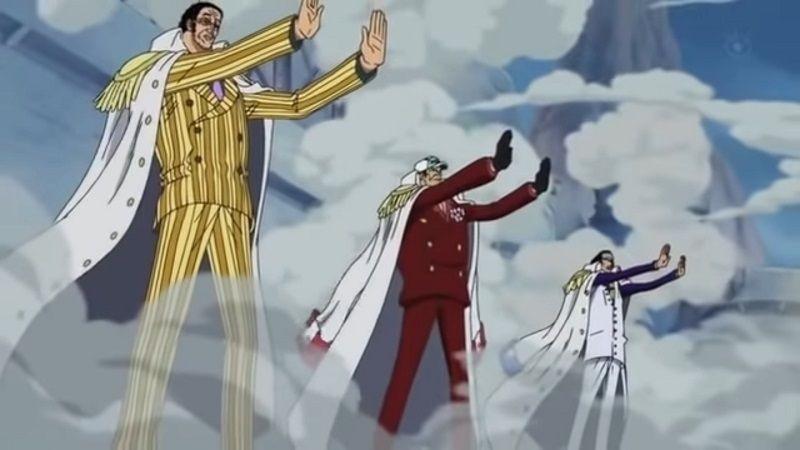 6 Alasan Admiral One Piece Itu Sangat Berbahaya untuk Dilawan!