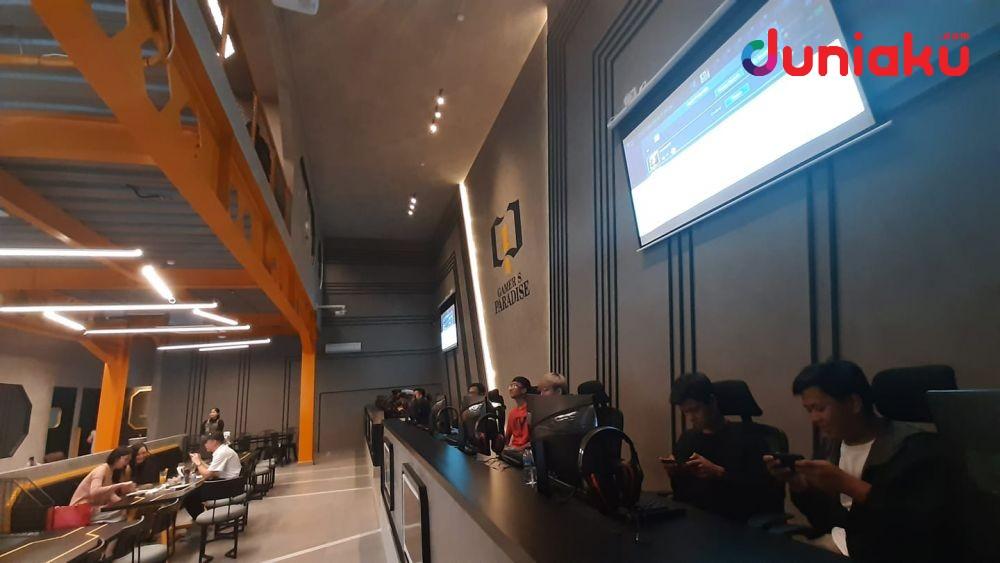 Kafe Gaming Terbaru, Gamer's Paradise Dibuka di Jakarta Selatan!