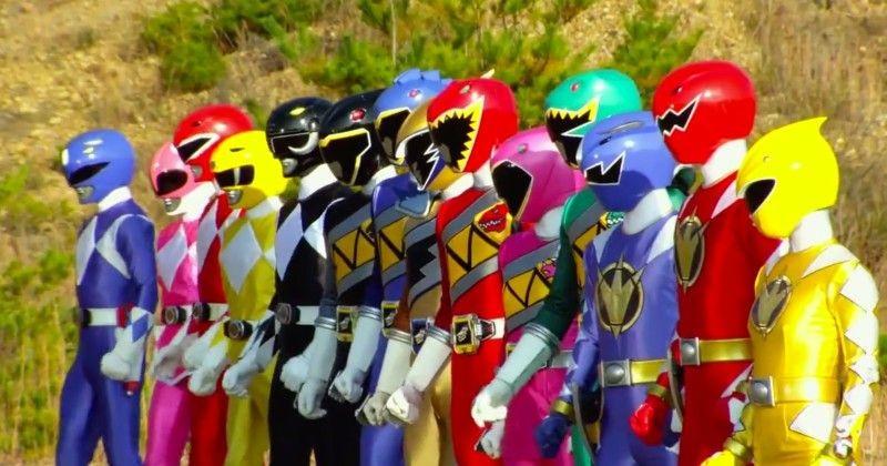 Power Rangers Akan Buat Film dan Seri Baru yang Shared Universe!