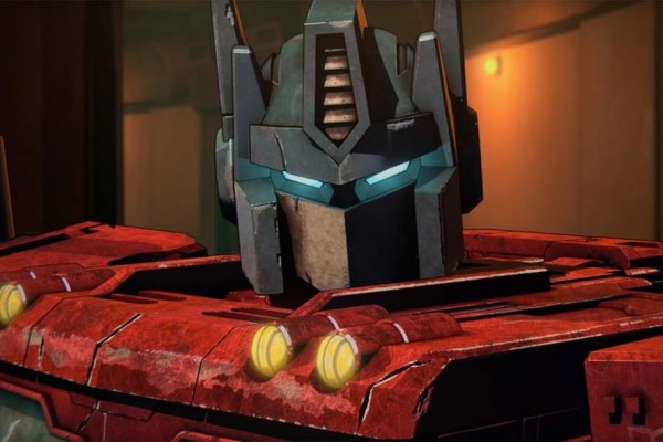 Trailer Netflix Transformers: War For Cybertron Dirilis!