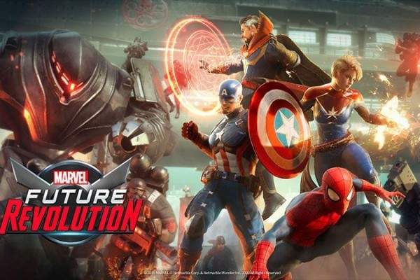 Marvel dan Netmarble Siap Hadirkan Game Marvel Future Revolution