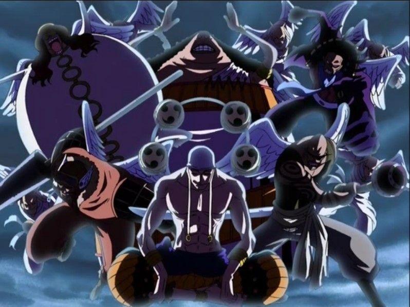 5 Fakta Kenbunshoku Haki, Kekuatan Merasakan Sekitar di One Piece!