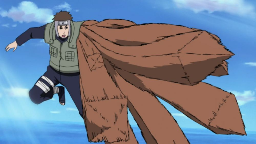 6 Jurus Mokuton Terkuat Yamato yang Sering Ia Gunakan di Naruto!