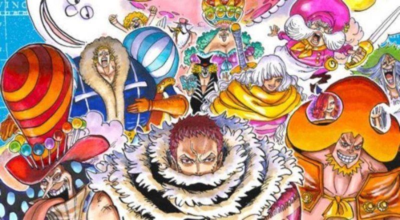 5 Kelompok One Piece yang Punya Lebih dari 1 Pengguna Haoshoku Haki!