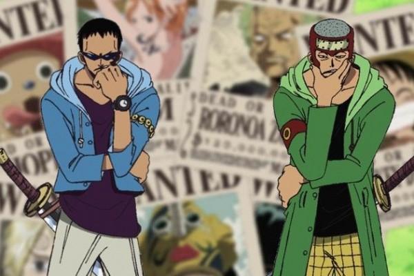 Jarang Terlihat, Ini 10 Bounty Hunter di Dunia One Piece!