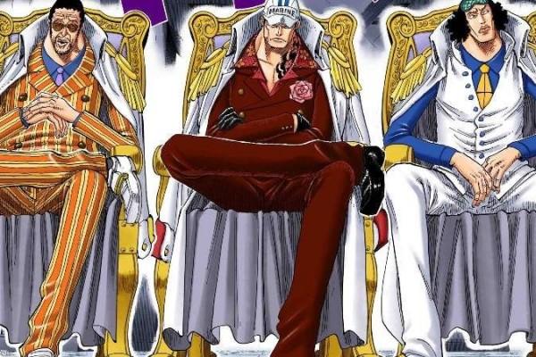 Inilah 15 Anggota Angkatan Laut Terkuat di One Piece!