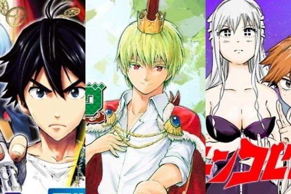 Inilah 3 Judul Manga Baru dari Shonen Jump! Apakah Bagus?