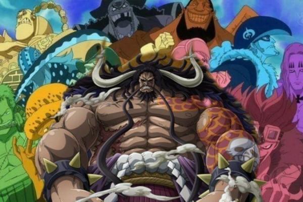 10 Karakter One Piece yang Masih Lebih Kuat dari Worst Generation