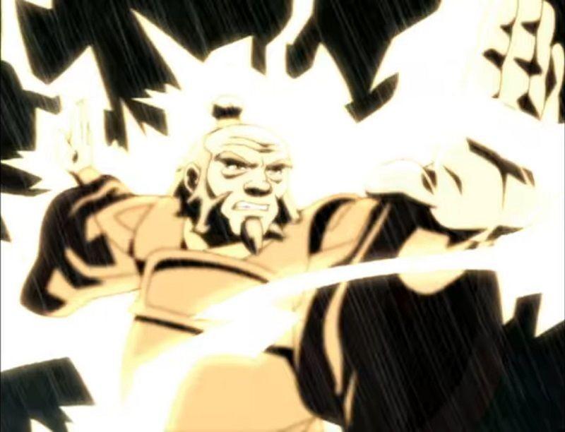 [Teori] Bisakah Iroh Mengalahkan Aang di Seri Avatar?