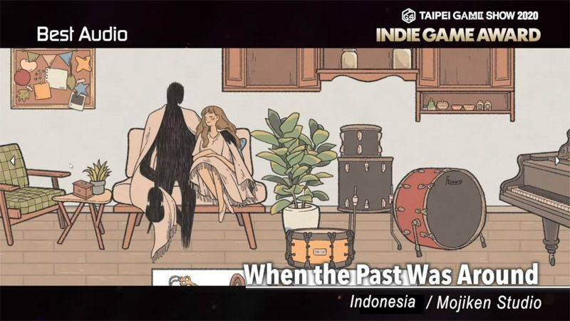 When The Past Was Around Raih Indie Game Awards Taipei Game Show 2020