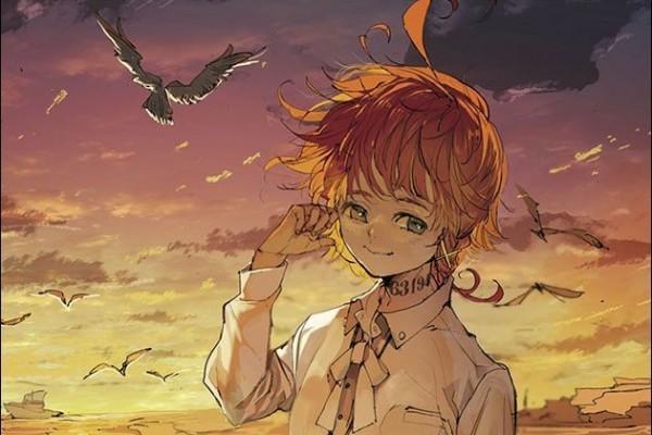 Manga The Promised Neverland Resmi Berakhir di Bab 181