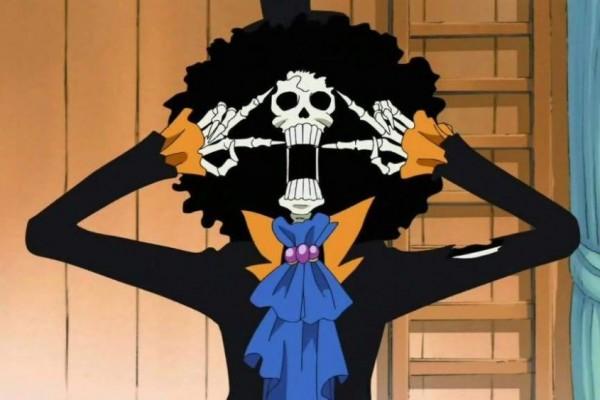 7 Fakta Brook Sang Soul King dalam Kelompok Topi Jerami di One Piece!