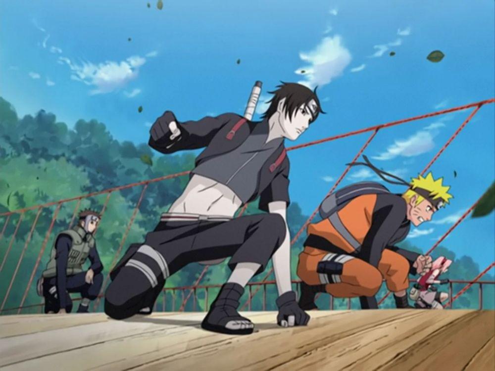 Ini Sejarah Hubungan Sasuke dan Sai Sebelum Kerja Sama di Boruto!