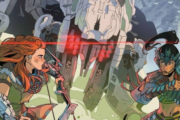 Komikus Indonesia Ann Maulina Garap Komik Official Horizon Zero Dawn!
