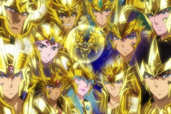 Nostalgia! Ini Kemampuan dan Nama 12 Gold Saint di Serial Saint Seiya!