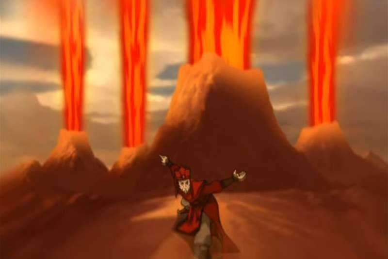 Salah Satu Avatar Sebelum Aang yang Masih Misteri! Siapa Sih Salai?